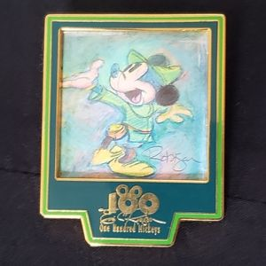Mickey Mouse Brave Little Tailor #18